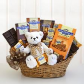 Chocolate Lovers Gift Basket Gift Basket