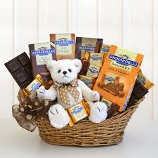 Chocolate Lovers Gift Basket Gift Basket in Tulsa, OK   Absolutely Flowers & Tulsa Gift Baskets