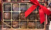 Chocolate sea salt caraments