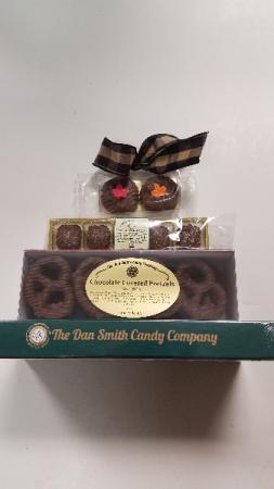 Chocolate Stack Gift Chocolate