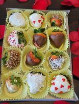 Chocolate Strawberries  in El Paso, TX | A FLOWER 4 US