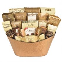 Chocolate Times Basket