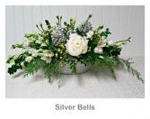 Silver Bells  Centerpiece