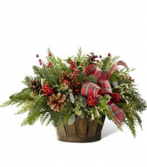 Christmas basket 04