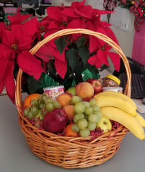 Christmas Basket Basket