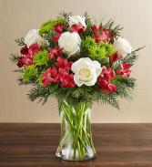 Christmas Bliss™ Bouquet Arrangement