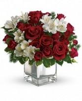 Blush Bouquet  Fresh Arrangement