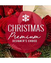 Christmas Bouquet Premium Designer's Choice