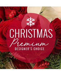 Christmas Bouquet Premium Designer's Choice