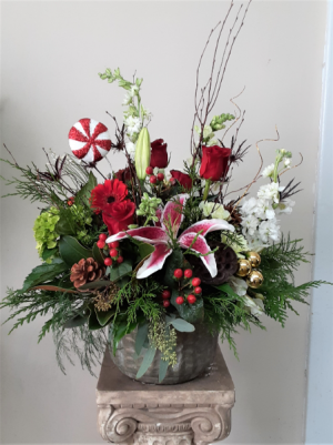 Christmas by the sea  in Nassawadox, VA | Florist By The Sea