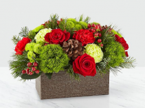 Christmas Cabin™ Bouquet 19-C6