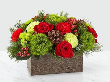 Christmas Cabin™ Bouquet 19-C6