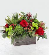 Christmas Cabin™ Bouquet
