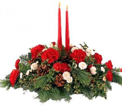Christmas Candle Delight