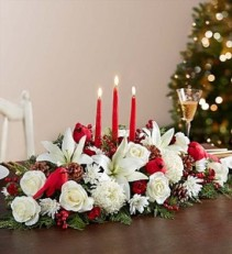 Christmas Celebration  Centerpiece