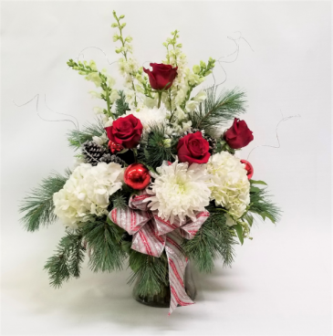 Christmas Celebrations Bouquet