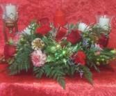 Christmas Center Piece Arrangment