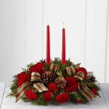Christmas centerpiece (pre-order special) Christmas center piece in Mount Pearl, NL | Flowers With Special Touch