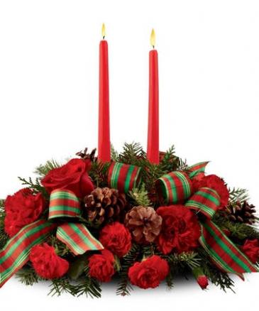 CHRISTMAS CENTERPIECE 3