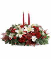 Christmas centerpiece twr12-2a Christmas