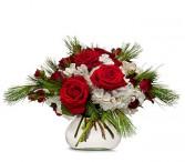 Christmas Cheer Vase Arrangement