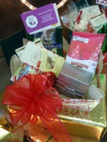 Christmas chocolate baskets Gift Basket
