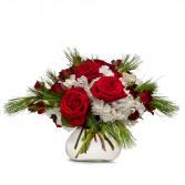 Christmas Classic Flower Arrangement