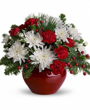Christmas Treasure bouquet  Christmas