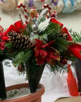 CHRISTMAS CONO GIFT