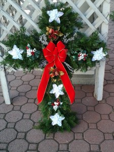 Christmas Grave Blankets For Sale Near Me.Flowers By Carole Of Westbury