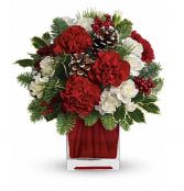 Make Merry Bouquet  Christmas