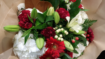Christmas Cut Bouquets Christmas