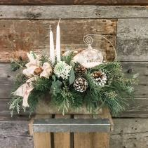 Christmas Decoration Arrangement