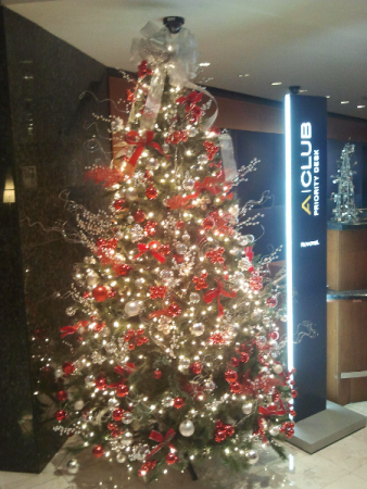 Christmas decoration Christmas tree