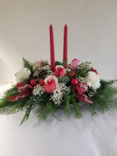 Christmas Delight Centerpiece