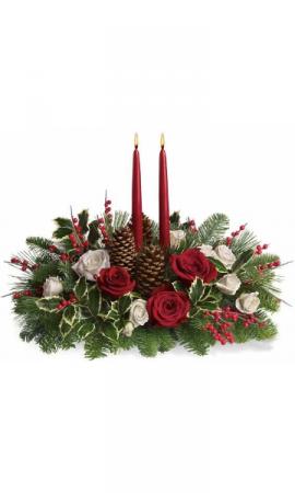Christmas Dreams Centerpiece Table Centerpiece