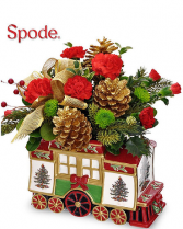 Christmas Express Arrangement