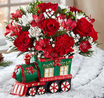 Christmas Express Train™ Arrangement