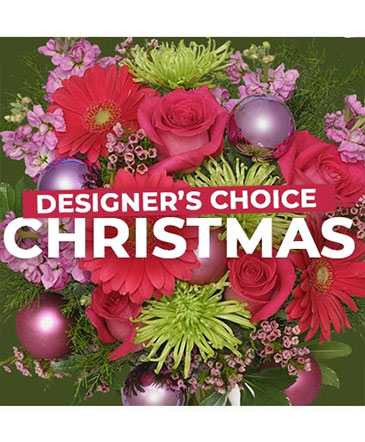 Christmas Florals Designer's Choice