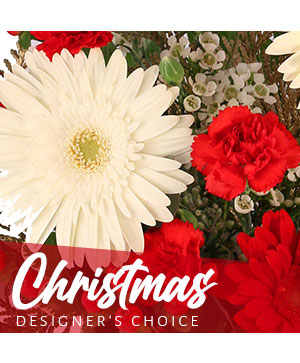 Christmas Flowers Designer's Choice in Newport, ME | Blooming Barn Florist Gifts & Home Decor