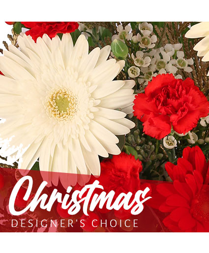 Christmas Flowers Designer's Choice