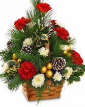 Christmas Forest Arrangement