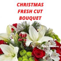 Christmas Fresh Cut Bouquet