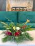 Christmas Fresh Flower Special  Centerpiece