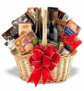 Christmas Gift Basket Gift Basket