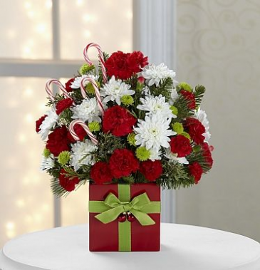 Christmas Gift Bouquet