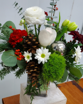Christmas Gift Christmas Arrangement
