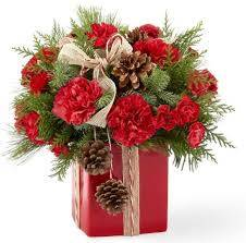 Christmas Gift  (pre-orders special) Christmas gift arrangement in Mount Pearl, NL | Flowers With Special Touch