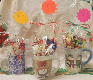Christmas Goody Mugs Add-On in Croton On Hudson, NY | Cooke's Little Shoppe Of Flowers