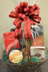 Christmas Gourmet Food Basket